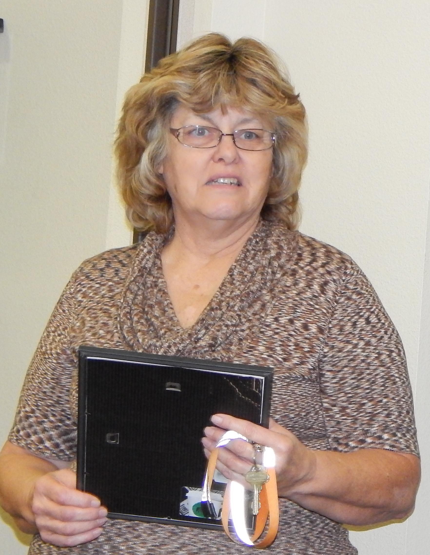 Cathy Owens - Executive Award Winner