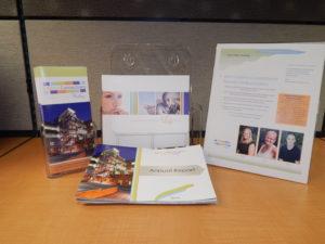 Brochures & Kathy Driver 006