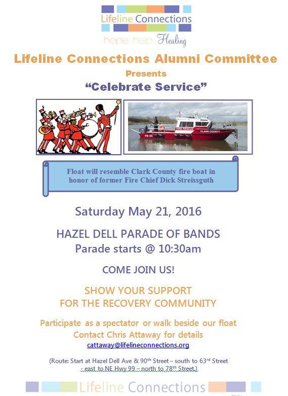 Hazel Del Parade