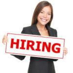 girl hiring
