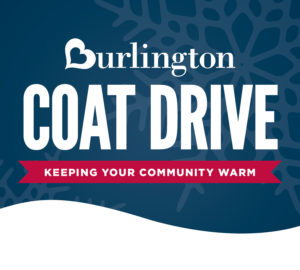 burlington coat drive