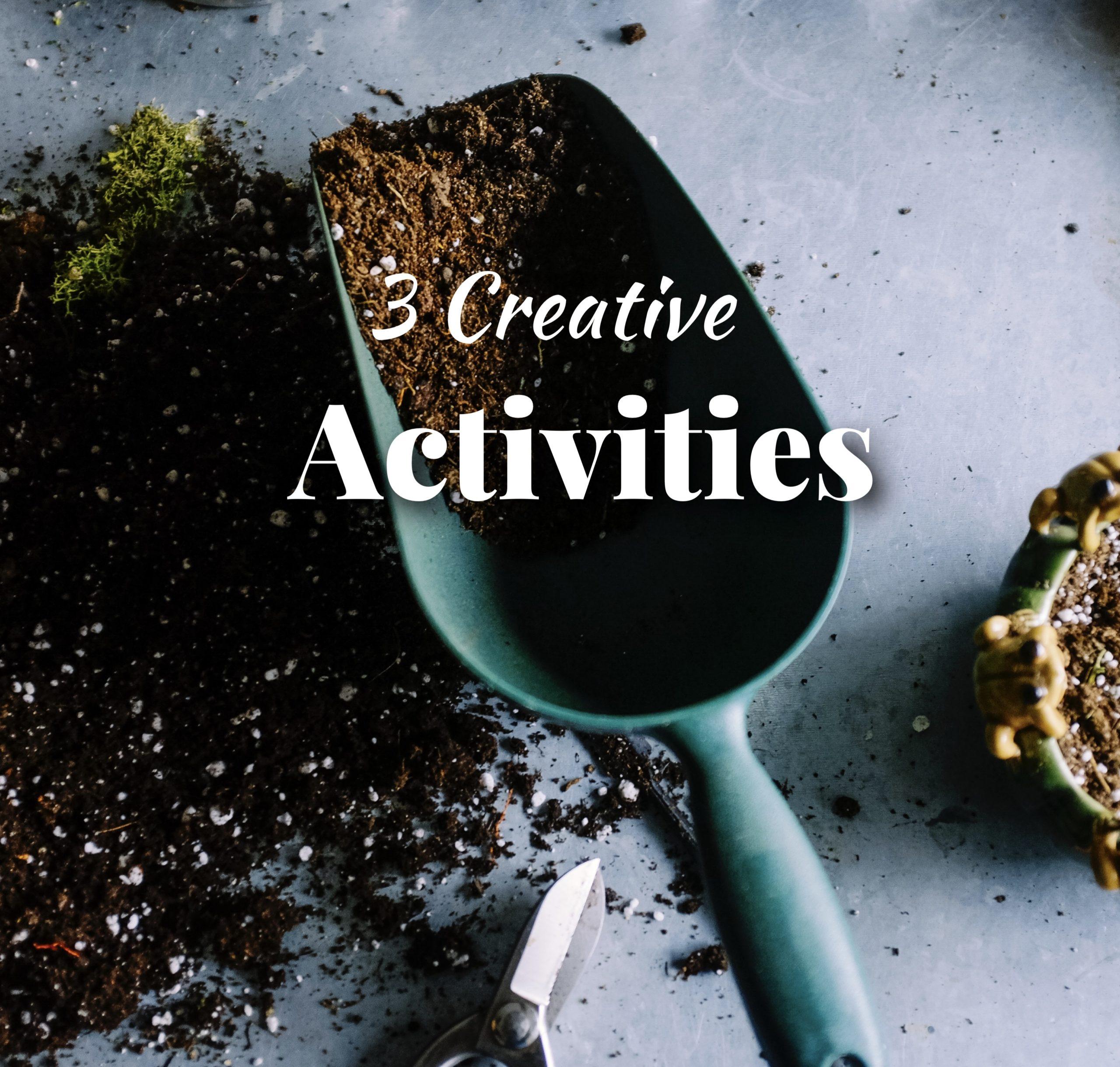 3 activities