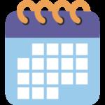 rrc calendar of events