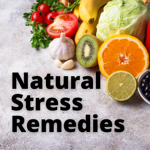 natural stress remedies