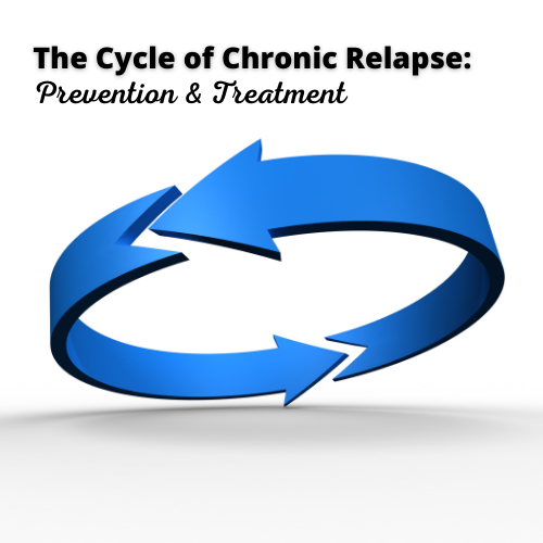 the cycle of chronic relapse