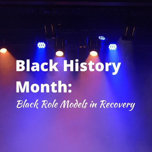 black role models in recovery