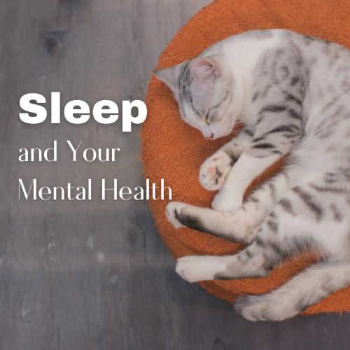 sleep and your mental health