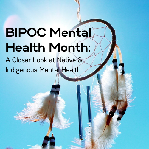 Native and Indigenous Mental Health